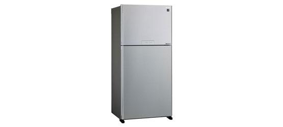 Sharp SJ-XG740M-SL/BK/WH Mega Plus Metal Buzdolabı