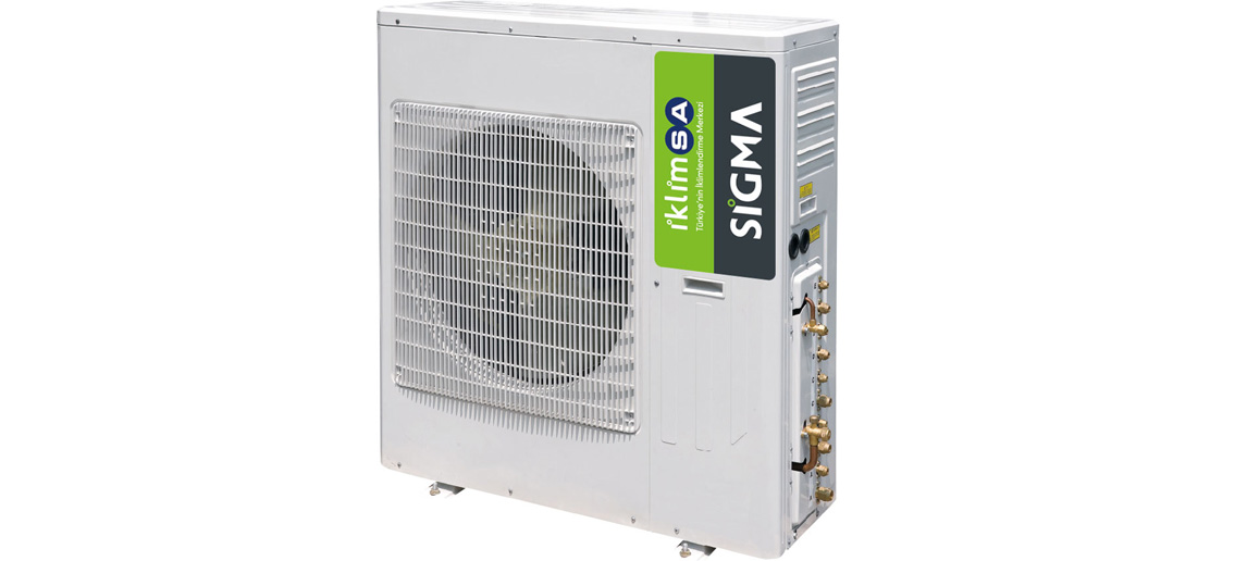 Sigma SGM14INVMLT Multi Inverter Dış Ünite A Enerji Sınıfı 14.000 BTU/h Inverter Klima