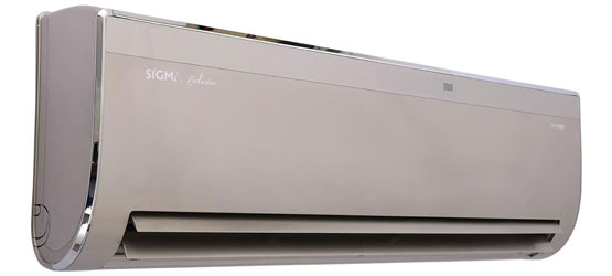 Sigma SGM18INVDMX-CH Exclusive Serisi A++ Enerji Sınıfı 18.000 BTU/h Inverter Klima