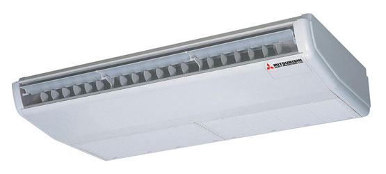 Mitsubishi Heavy FDE100VNVH Micro Inverter Tavan A Enerji Sınıfı 34.000 BTU/h Inverter Klima