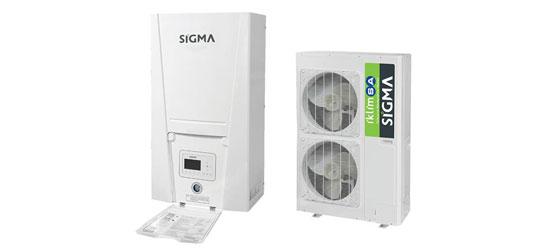 Sigma SGM12INVHTP Inverter Isı Pompası