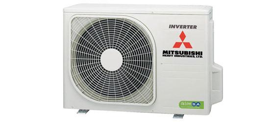 Mitsubishi Heavy SCM125ZM-S Multi Inverter Dış Ünite A Enerji Sınıfı 42.000 BTU/h Inverter Klima