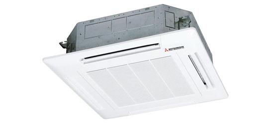 Mitsubishi Heavy FDT100VNPVH Micro Inverter Kaset A Enerji Sınıfı 34.000 BTU/h Inverter Klima