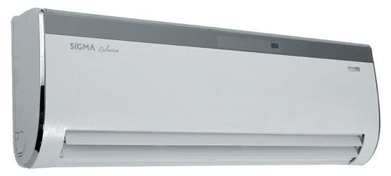 Sigma SGM18INVDMX-WH Exclusive Serisi A++ Enerji Sınıfı 18.000 BTU/h Inverter Klima
