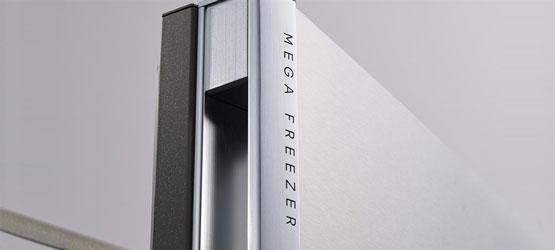 Sharp SJ-XG690M-SL/WH/BK Mega Model Metal Buzdolabı