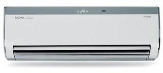 Sigma SGM12INVDMX-WH Exclusive Serisi A++ Enerji Sınıfı 12.000 BTU/h Inverter Klima
