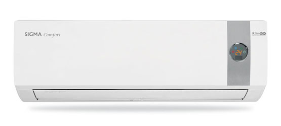 Sigma SGM24INVDMR Comfort Serisi A++ Enerji Sınıfı 24.000 BTU/h Inverter Klima