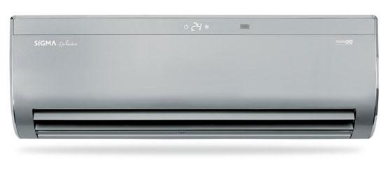 Sigma SGM09INVDMX-SL Exclusive Serisi A++ Enerji Sınıfı 9.000 BTU/h Inverter Klima