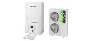 Sigma SGM14INVHTP Inverter Isı Pompası