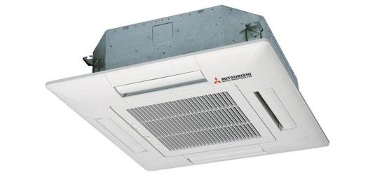 Mitsubishi Heavy FDTC50ZSXVF Hyper Inverter Kompakt Kaset A Enerji Sınıfı 18.000 BTU/h Inverter Klima