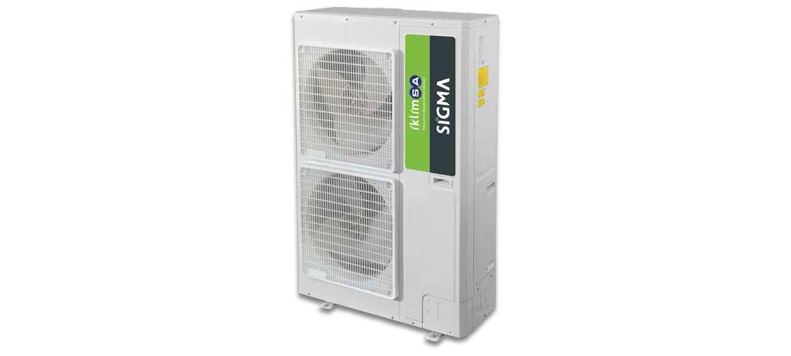 Sigma SGM18INVMLT Multi Inverter Dış Ünite A Enerji Sınıfı 18.000 BTU/h Inverter Klima