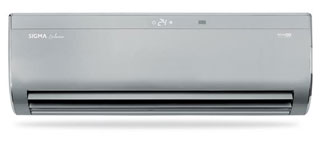 Sigma SGM18INVDMX-SL Exclusive Serisi A++ Enerji Sınıfı 18.000 BTU/h Inverter Klima