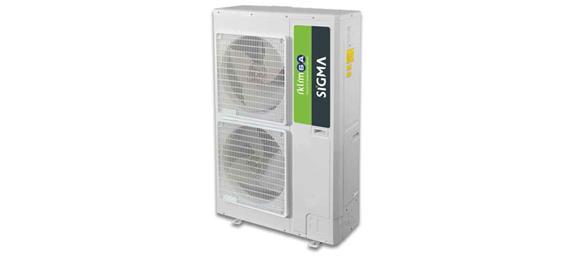 Sigma SGM42INVMLT Multi Inverter Dış Ünite A Enerji Sınıfı 42.000 BTU/h Inverter Klima