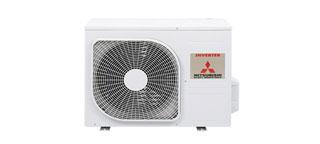 Mitsubishi Heavy SCM60ZM-S Multi Inverter Dış Ünite A Enerji Sınıfı 21.000 BTU/h Inverter Klima