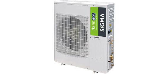Sigma SGM24INVMLT Multi Inverter Dış Ünite A Enerji Sınıfı 24.000 BTU/h Inverter Klima