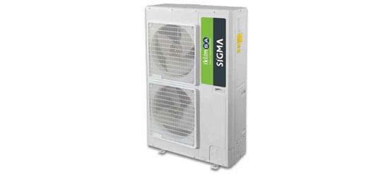 Sigma SGM48INVMLT Multi Inverter Süper Dış Ünite A Enerji Sınıfı 48.000 BTU/h Inverter Klima