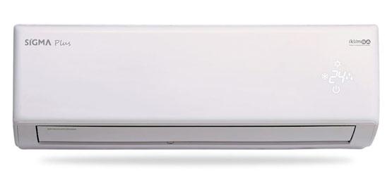 Sigma SGM24INVDME Plus Serisi A++ Enerji Sınıfı 24.000 BTU/h Inverter Klima